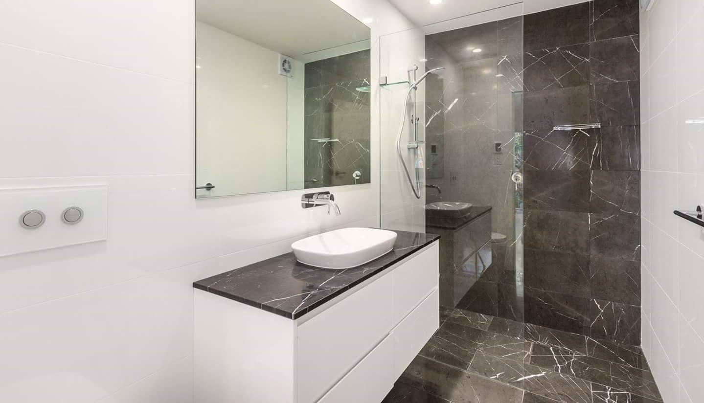 Bathroom Fitout 1